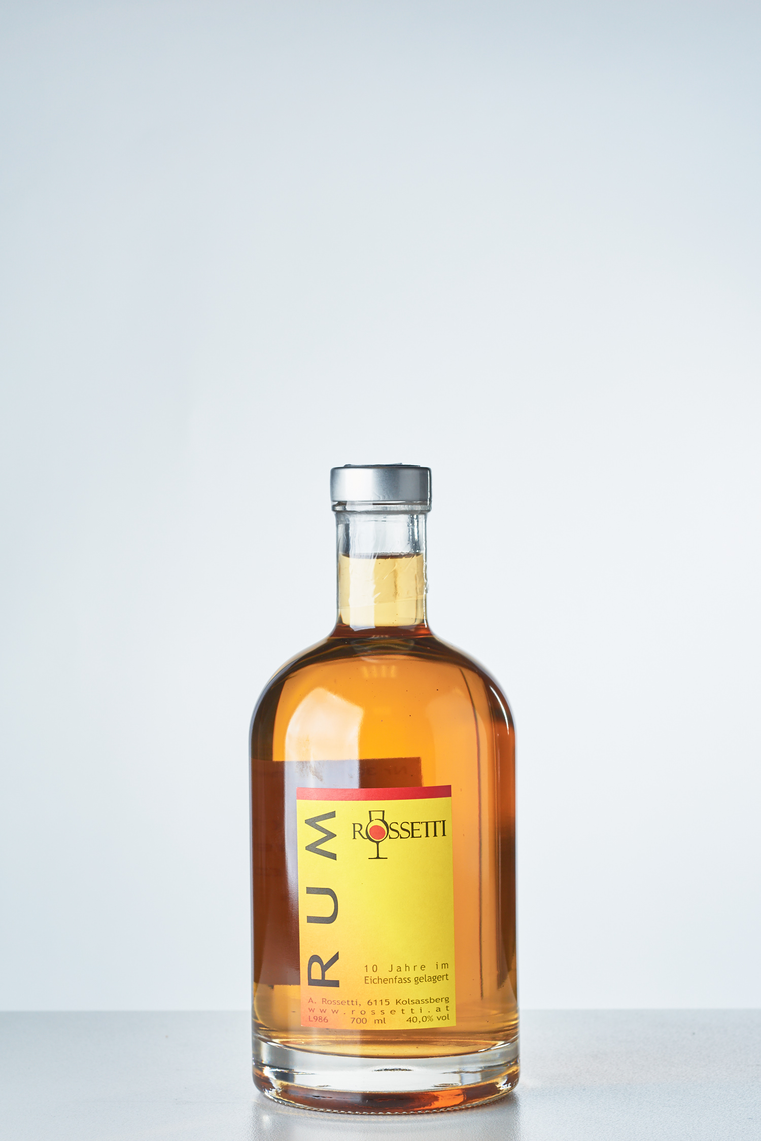 Brennerei Rossetti - Rum fassgelagert