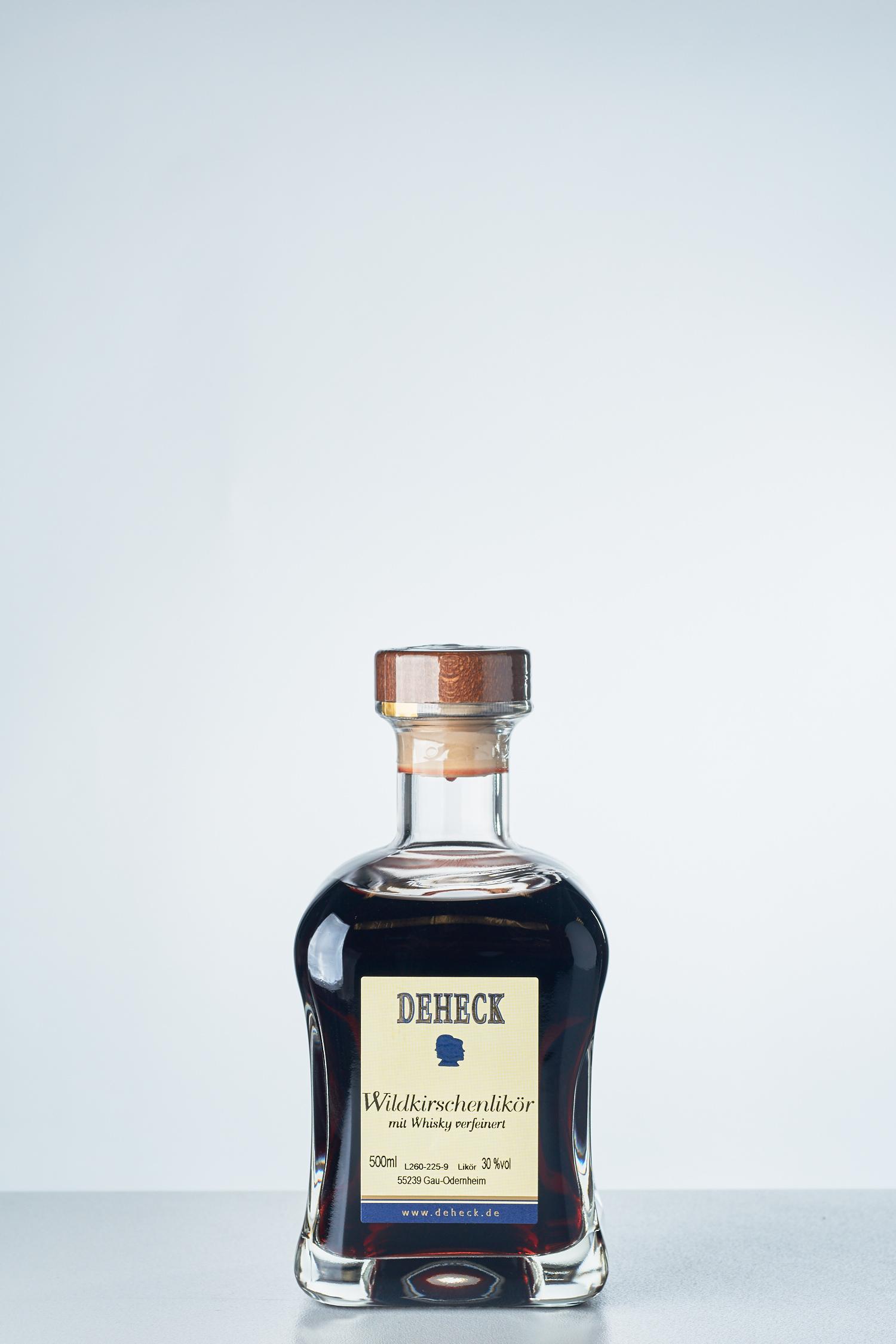 DEHECK Destillerie - Wildkirsch mit Whisky