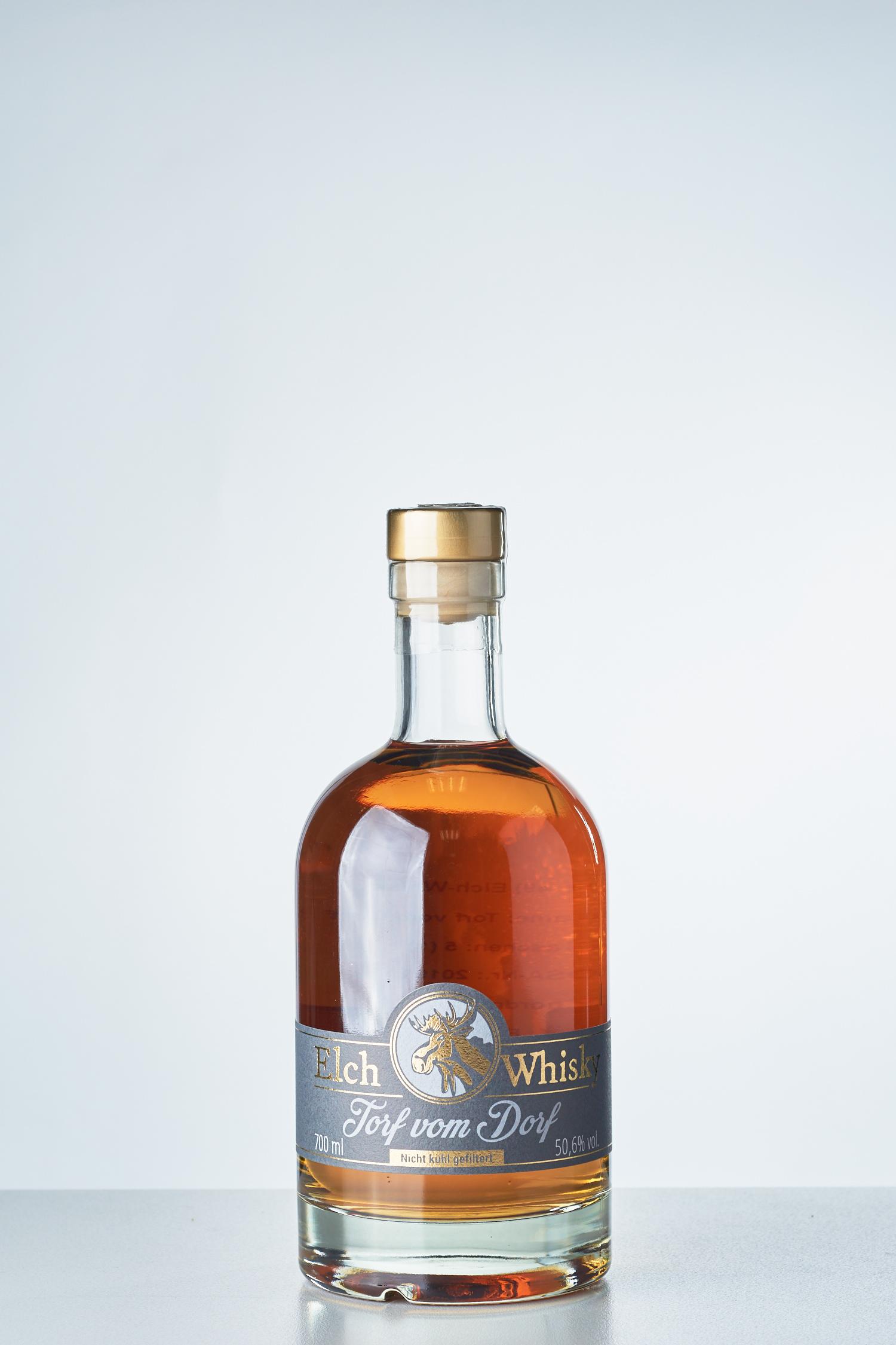 Elch-Whisky - Torf vom Dorf
