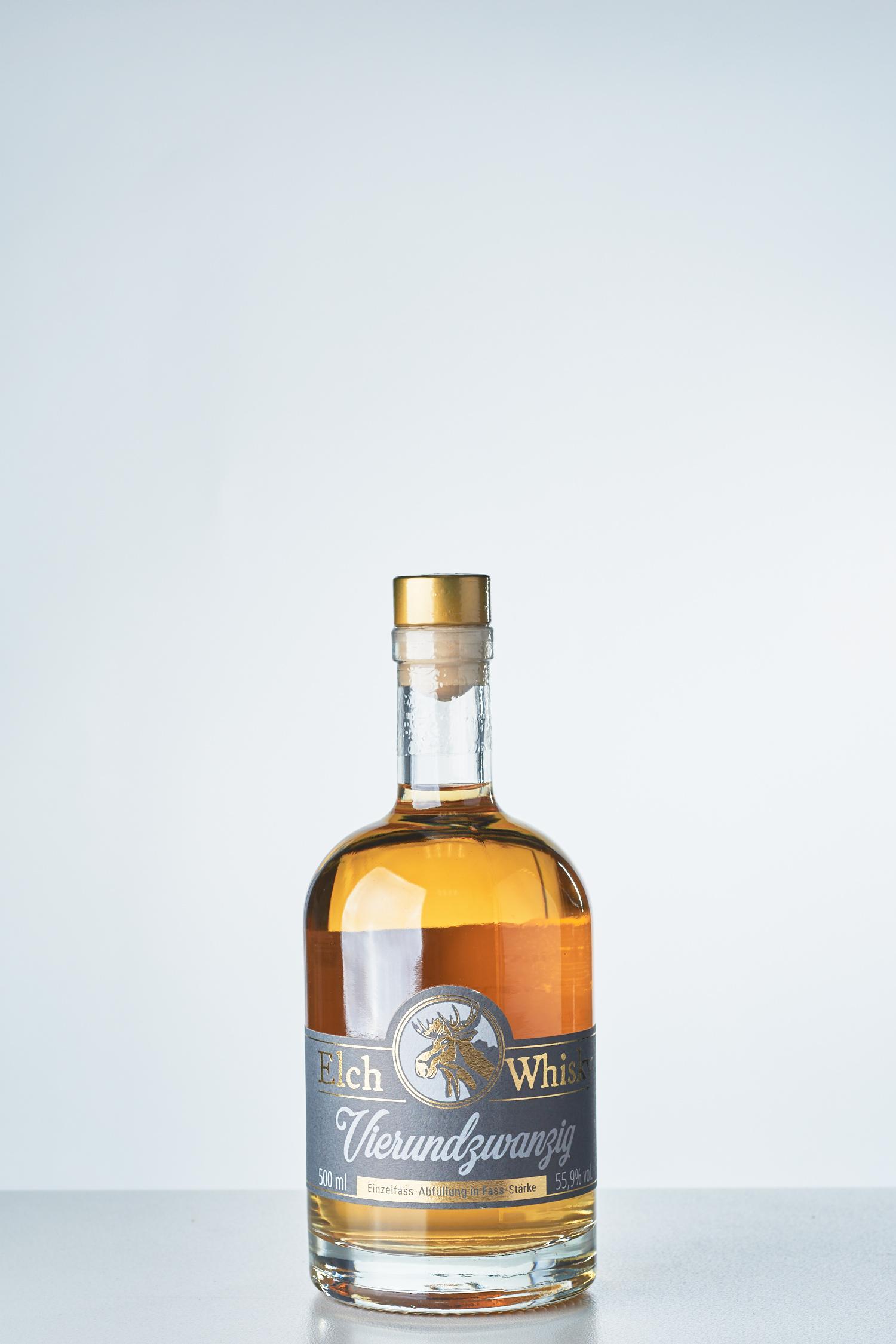 Elch-Whisky - Vierundzwanzig