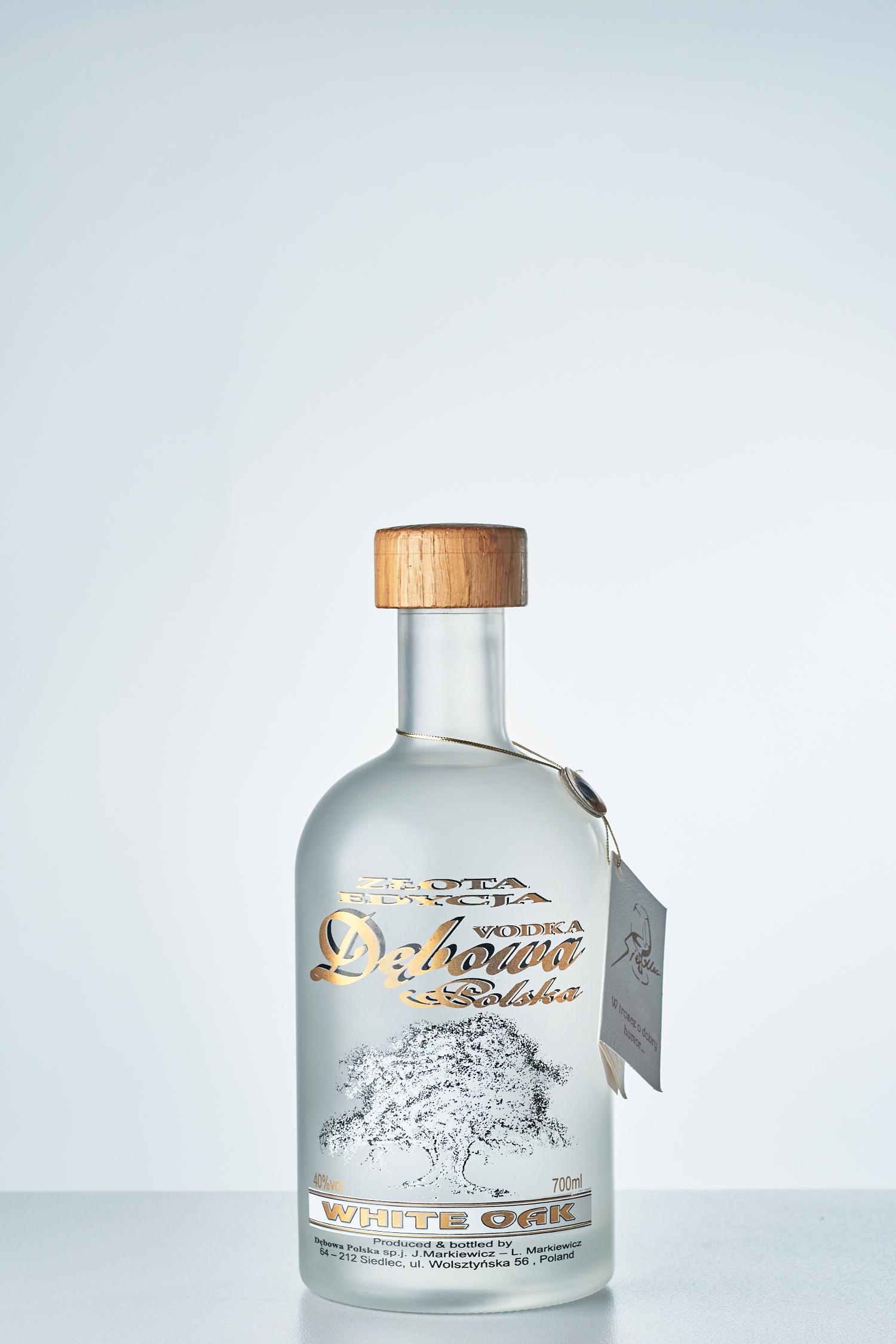 Debowa Polka - White Oak
