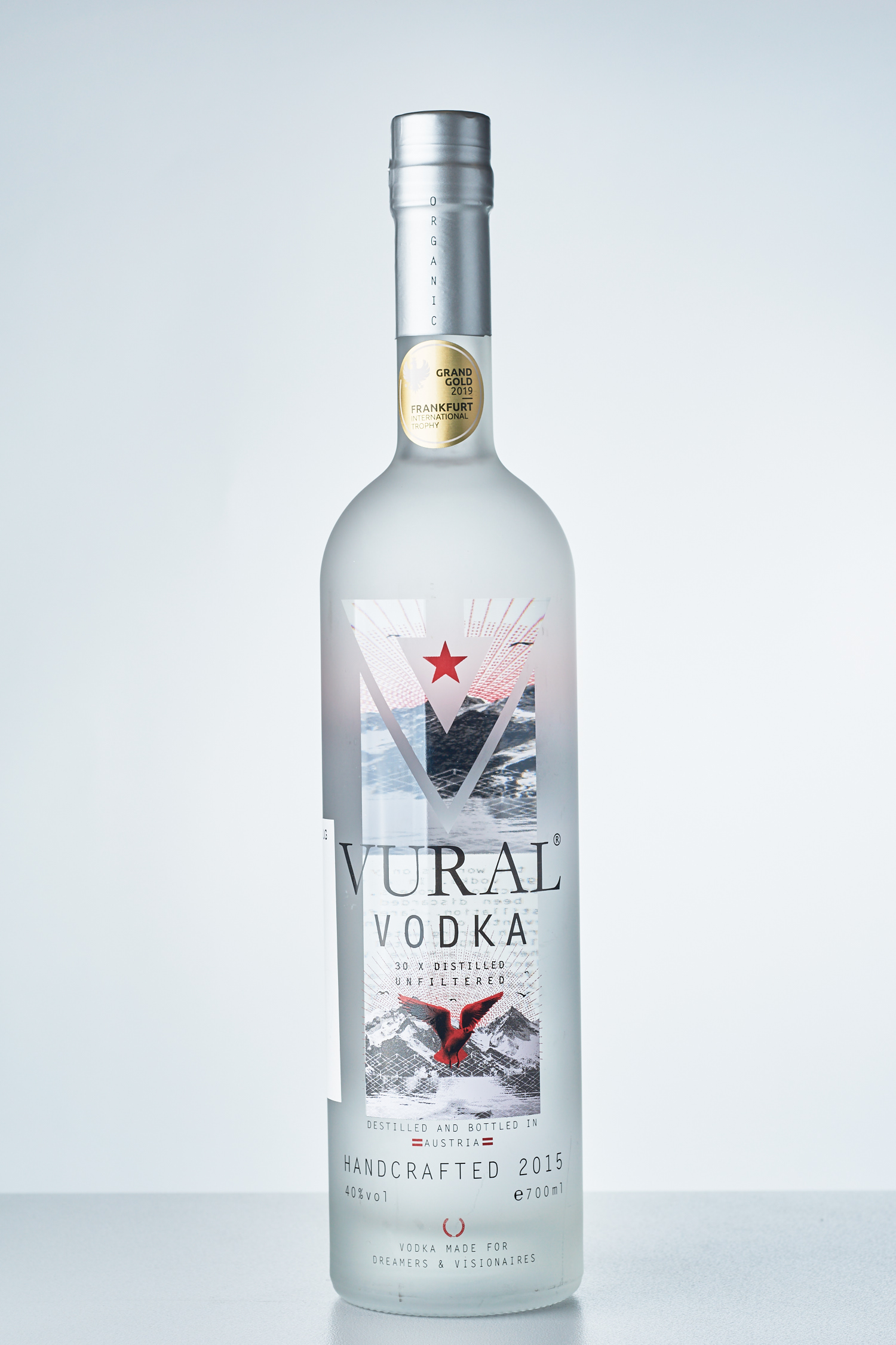 Vural Vodka International - Vural Vodka